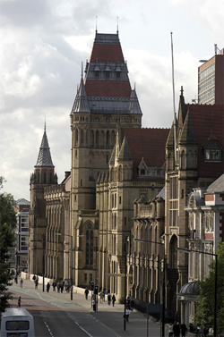 Whitworth Building Image